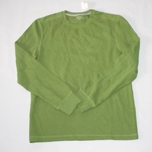 Banana Republic Long Sleeve Fitted Crew